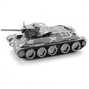 Fascinations Metal Earth Chi-Ha Tank 3D Metal Model Kit