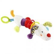 fehn 70378 Baby juguete perro con vibración