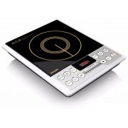 Philips HD4929 Induction Cooktop(Black, Push Button)