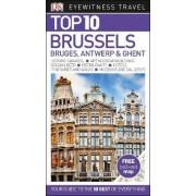 Top 10 Brussels, Bruges, Antwerp & Ghent by DK