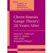 Chern-Simons Gauge Theory by Jorgen Ellegaard Andersen