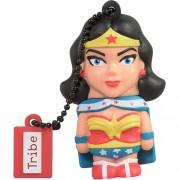 Stick USB 8GB Wonder Woman Rosu DC COMICS