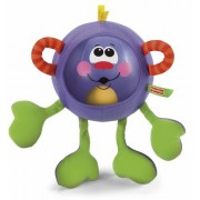 Fisher-Price Go Baby Go Shake And Rattle Monkey Ball