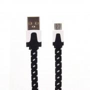 Universele Gevlochten Micro USB Kabel 200 cm