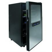Armario Refrigerador Eléctrico Doble Cámara Black Line
