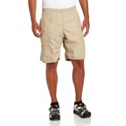 Canari uomo II-Pantaloncini larghi, da ciclismo, in GEL, colore: cachi, 2X-Large