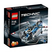 Lego Technic Twin - Rotor Helicopter, Multi Color