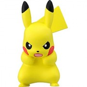 Takaratomy Official Pokemon Monster Collection MC-072 Volt Pikachu Action Figure