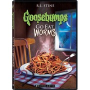 Goosebumps: Go Eat Worms / (Full Dub Sub Dol) [DVD] [Region 1] [NTSC] [US Import]