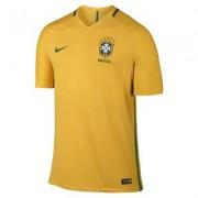 Camiseta de fútbol para hombre Brasil CBF Match de local, temporada 2016