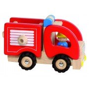 Fa tűzoltóautó