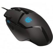 Геймърска мишка - Logitech Gaming Mouse G402 Hyperion Fury - 910-004067