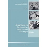 Attachment in Adolescence Fall 2007 by CAD (Child & Adolescent Development)