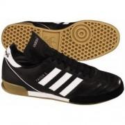 adidas Hallenfußballschuh KAISER 5 GOAL - schwarz/weiß | 42