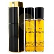 Chanel - No. 5 edp női 20ml parfüm szett 2.