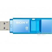 Pendrive Sony USM8GXL 8GB USB 3.0, albastru
