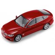 Miniatura BMW Seria 3GT F34 1:43 Melbourne Red