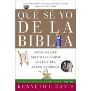 Que Se Yo de La Biblia by Kenneth C Davis