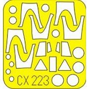 Eduard Masks 1:72 - Gannet AS.Mk.1/4 (Revell) - EDMCX223