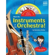Meet the Instruments of the Orchestra by Genevieve Helsby