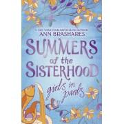 Summers of the Sisterhood by Ann Brashares