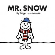 Mr. Snow by Roger Hargreaves