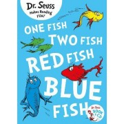 One Fish, Two Fish, Red Fish, Blue Fish by Dr. Seuss