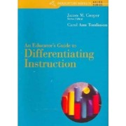 Custom Enrichment Module: An Educator's Guide to Differentiating Instruction by Dr Carol Ann Tomlinson