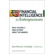 Financial Intelligence for Entrepreneurs by Karen Berman