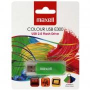 USB DRIVE, 32GB, MAXELL E100 Venture, USB2.0, Green