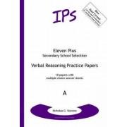 Verbal Reasoning Practice Papers: Set A by Nicholas Geoffrey Stevens