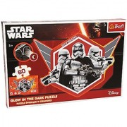 Trefl Star Wars Episode Vii Captain Phasma and Stormtroopers Leuchtend Puzzle (60 Pieces)