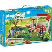 Playmobil SuperSet Eerste Hulp in de stal - 6147