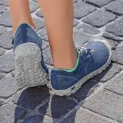 Hi-Tec® Canvas-Ultraleicht-Sneaker, Herren oder Damen, 39 - Blau - Damen