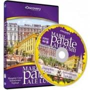 Discovery - Mari palate ale lumii-Schonbrunn/Topkapi/Hampton Court (DVD)
