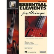 Essential Elements 2000 For Strings - Book 1 / Book+Cd+Dvd
