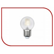Лампочка Uniel LED-G45-6W/WW/E27/FR PLS02WH