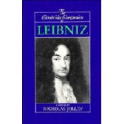The Cambridge Companion to Leibniz by Nicholas Jolley