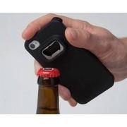 Apple iPhone-skal med Kapsylöppnare