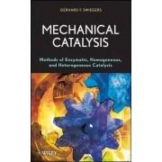 Mechanical Catalysis by Gerhard Swiegers
