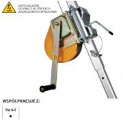 Urządzenie podnosząco-opuszczające, wersja towarowa RUP 502-T