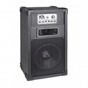 Aktivna + pasivna zvučna kutija 2x80W PA25ACTIVE