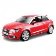 Количка Бураго - Стар колекция - Audi A1 - 2 налични цвята - Bburago, 093218
