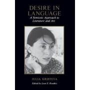 Desire in Language by Julia Kristeva