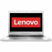 Laptop Lenovo IdeaPad 510-15ISK 15.6 inch Full HD Intel Core i7-6500U 4GB DDR4 500GB HDD nVidia GeForce 940MX 4GB White