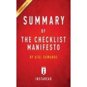 Summary of the Checklist Manifesto by Instaread Summaries