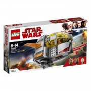 Lego star wars resistance transport pod
