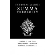 Summa Theologiae: Volume 24, the Gifts of the Spirit by Saint Thomas Aquinas