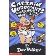 Captain Underpants by Dav Pilkey