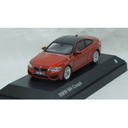 Modellauto 1:43 BMW M4 Coupe F82 shakir orange metallic